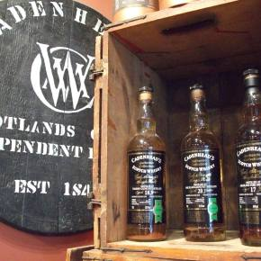 Whisky Shops of Edinburgh-Cadenhead's