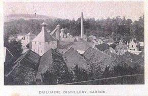 A Dailuaine Distillery belép aXXI.századba