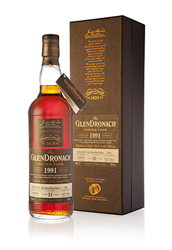 GD Batch 9 1991 cask 5405