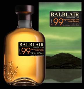 A Balblair evolúció új fejezete – Balblair Vintage1999