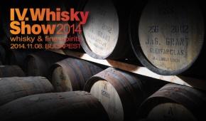 Nagyobb ,több , profibb – IV. Whisky ShowBudapest
