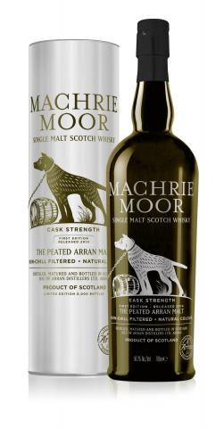 Bran megvadult – Arran Machrie Moor 5th Edition & Cask Strength