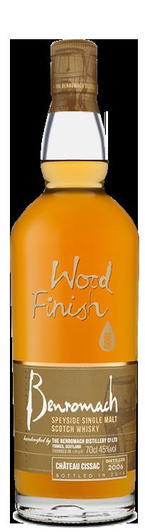 Kontrasztok – Két új Benromach WoodFinish