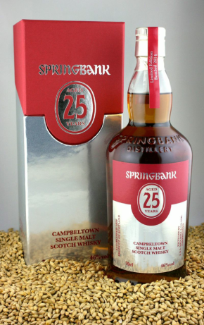 United Colours of Campbeltown – Springbank 25 yo & Springbank Green 12 yo
