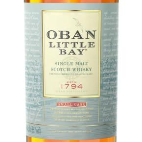 Lejátszák kicsiben – Oban Little Bay SmallCask