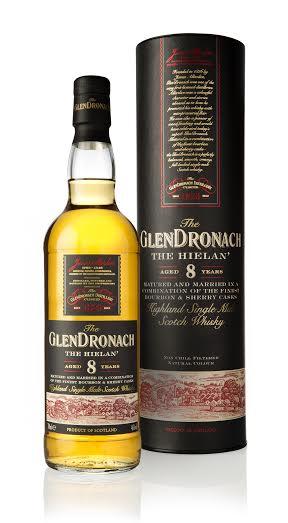A felföldi – GlenDronach The Hielan 8 YearOld