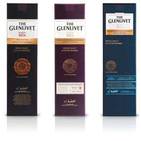 3 x 3 = NAS – The Glenlivet Master Distiller's Reserve