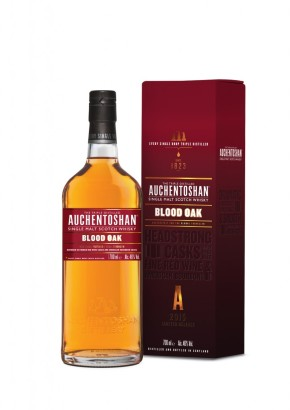 Vértölgy – Auchentoshan Blood Oak , Auchentoshan Noble Oak