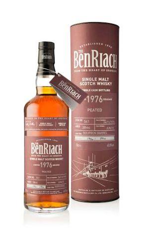 BenRiach Single Cask Batch12