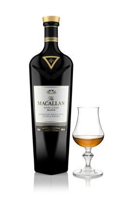 Tőzegelt luxus – Macallan Rare CaskBlack