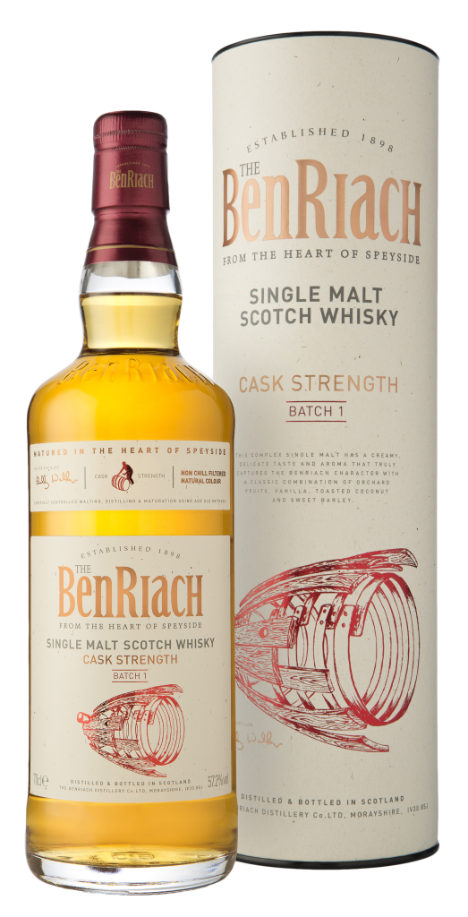 BenRiach-Cask-Strength-Batch-1
