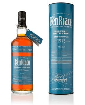 BenRiach,GlenDronach :Új single maltok a Wood Finish és a Single Casksorozatokban
