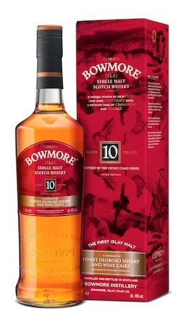 Utazik az ördög – Bowmore 10 Year Old Oloroso Sherry & WineCasks