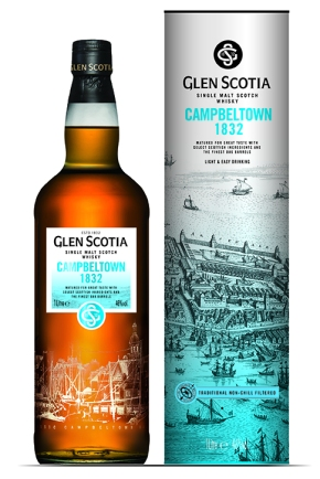 Két új Glen Scotia a debütáló Loch Lomond Group GTRcsapatában