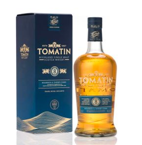 Új Tomatin travel retail sor