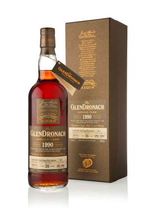GlenDronach Single Cask Batch14.