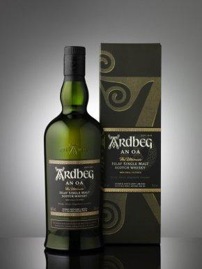Új whisky az Ardbeg alapsorában – Ardbeg AnOa