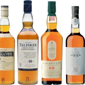 Készülj fel a Budapest Whisky Showra! – A Diageo maltjai2018-ban