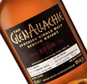 Sziklavölgyi imázs palackozások – Az első GlenAllachie Single CaskBatch